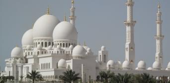 Мечеть шейха Зайеда, ОАЕ