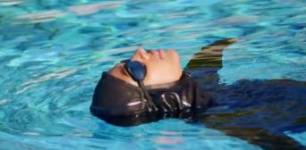 ©CNN: Nike запевняє, що нова колекція відповідає вимогам скромності і дозволяє вільно рухатися у воді