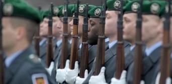 Сейчас в Бундесвере в разных местах насчитывается около 1500 мусульманских солдат.
