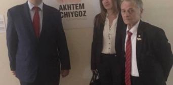 Мустафа Джемілєв вніс у Раду проект Закону про держдопомогу політв'язням Кремля