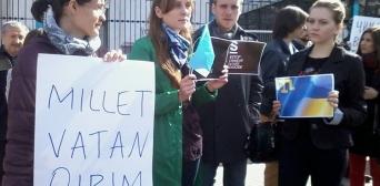 Під російською амбасадою в Києві відбудеться акція протесту