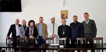 Представники авраамічних релігій обговорювали шляхи досягнення миру