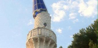 Землетрус зруйнував мінарет старовинної мечеті