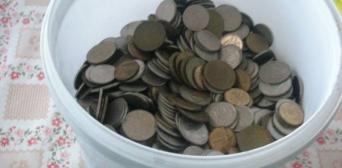 Российским судоисполнителям принесли 140 килограммов монет в счет штрафа Заремы Умеровой