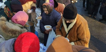 """Help the Homeless"" — Muslim Women Input in Kyiv Homeless Relief"