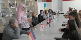 Мусульмане Запорожья приняли участие в Европейском дне языков
