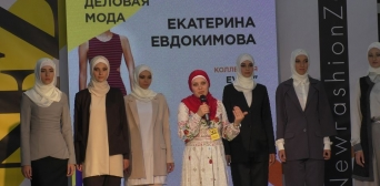Ukrainian Muslim Designer Celebrated as New Fashion Zone Silver Medalist