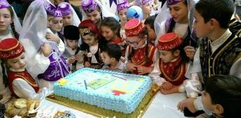 Новый учебный год стартовал в «Крымской семье»