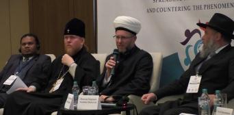 Спільні добрі справи є найкращим міжрелігійним діалогом, — шейх Саід Ісмагілов
