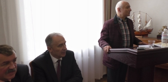 Университет им. Тараса Шевченко пополнился книгами авторства Теймура Атаева
