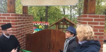 Найбільшою мусульманською країною закладено сад в українській столиці
