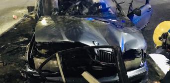 ©️ Нацполіція: 17.09.2020 р. в автокатастрофі з займанням загинуло троє студентів з Марокко, ще троє отримали важкі травми та опіки