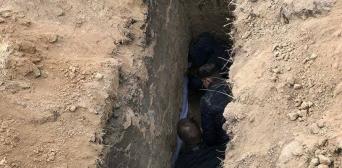 Аміну поховали поруч з її командиром Ісою Мунаєвим