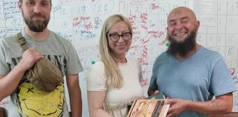 Військові імами-капелани завітали до Відділу у справах ветеранів у Харківській області