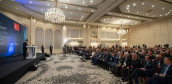 ©пресс-служба президента Украины: Владимир Зеленский принял участие в работе украинско-турецкого бизнес-форума в Стамбуле