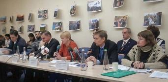 На посвященной Международному дню защиты прав человека конференции говорили о Крыме