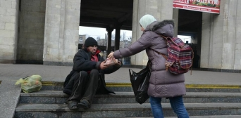 """Feed the Hungry"": Kharkiv Muslims Warmed the Needy With Hot Meals"