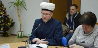 В демократичній країні не мають ділити релігійні об'єднання на сорти, — Саід Ісмагілов