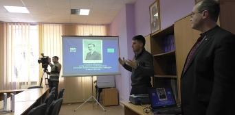 В НИИ украиноведения вспоминали Номана Челебиджихана