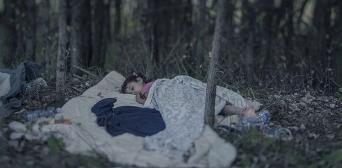 «Де сплять діти»: виставка фотографій, присвячених дітям-біженцям