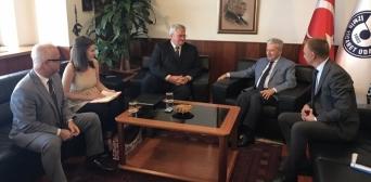 Турция продолжает внедрять проекты по взаимодействию с украинским бизнесом
