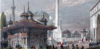 Нащадок Гераїв Ахмед Тевфік Окдай — останній садразм Османської імперії