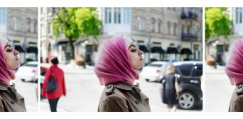 Я решила неделю походить в хиджабе с двумя целями: взглянуть нетерпимости в лицо и принять свое восточное прошлое