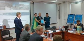 Прикордонний коледж ОБСЄ в Душанбе вручив сертифікати