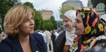 "Munira Subašić: ""Educating our children is our best response to genocide"""