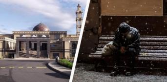Ирландские мусульмане открыли мечеть для застигнутых морозами людей