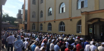 Мусульмани України святкують Ід аль-Фітр