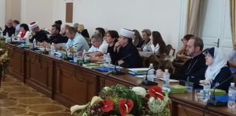 Мусульмани взяли участь у Всеукраїнській науковій конференції на відзначення 100-річчя держоргану у справах релігій