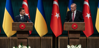 © ️сайт президента Украины: 07.08.2019, В.Зеленский, официальный визит в Турецкую Республику