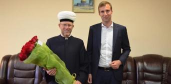 Петро Порошенко привітав Саіда Ісмагілова з днем народження