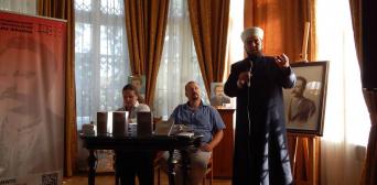 В «Доме Франко» — три презентации изданных «Альраидом» книг