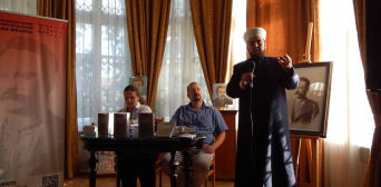 "How Ivan Franko familiarized Ukrainians with Islamic culture: a presentation of the book ""Ukrainian Enlighteners and Islam"""