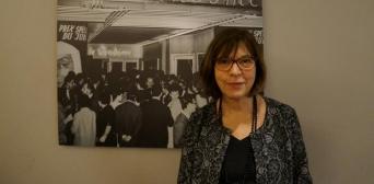 Евродепутат Ребекка Хармс организовала показ фильма «Мустафа» в Брюсселе