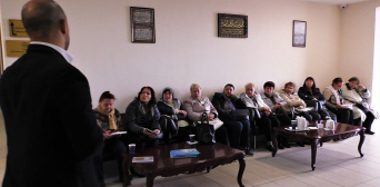 В гостях у столичних мусульман — слухачі Університету третього віку