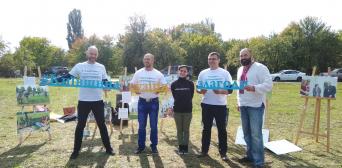 Українські мусульмани взяли участь у фестивалі  «Київщина — сузір'я злагоди»