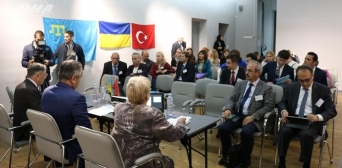 Международный симпозиум «Тюркская культура на землях Дешт-и-Кипчак» начал работу в Киеве