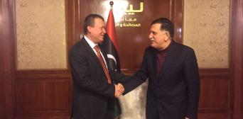 Посол Украины рассказал Председателю Президиума Правительства Ливии о давлении оккупантов на мусульман в Крыму