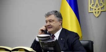 Ви справжні сини України і кримськотатарського народу, — Президент України в телефонній розмові з Умеровим та Чийгозом