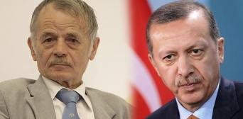 Джемілєв написав листа підтримки президенту Туреччини Ердогану