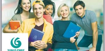 Институт Юнуса Эмре приглашает на курсы турецкого — успейте записаться до 24-го июня!