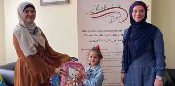 ©️Марьям/фейсбук: Третий год подряд в рамках акции «К школе готов!» мусульманки собирают наборы всего необходимого для учебы детей из наиболее нуждающихся семей