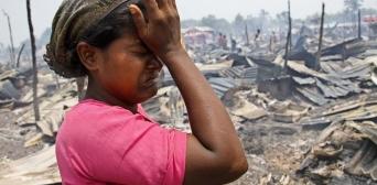 Мусульманську меншину рохінджа жорстоко витісняють з М'янми і не пускають у Бангладеш