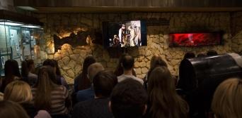 В Киеве показали фильм об обороне Аджимушкайских каменоломен