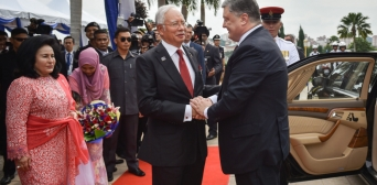 Закон о ратификации договоров с Малайзией об экстрадиции правонарушителей подписан Президентом Украины