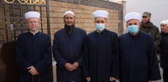 Соборная мечеть в Запорожье сможет вместить триста человек