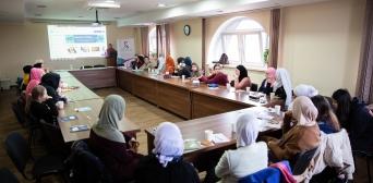 Лига мусульманок Украины провела семинар личностного роста для подростков